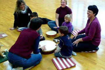 ריתמוסיקה  – חוג בגני ילדים